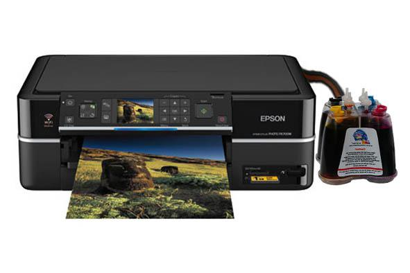 Epson Stylus B42WD with CIS system