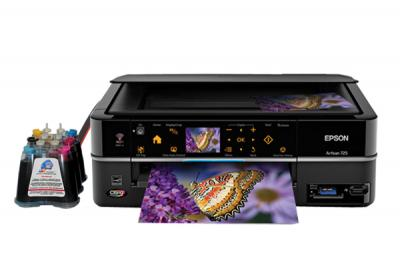 Epson Artisan 725 All-in-one InkJet Printer with CISS