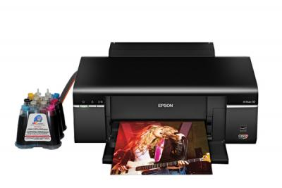 Epson Artisan 50 Inkjet Printer with CISS