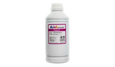 Pigment ink Magenta 1000 ml.