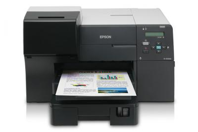 Epson B-500DN Business Color Inkjet Printer with CISS