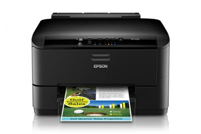Epson WorkForce Pro WP-4020 Inkjet Printer with CISS