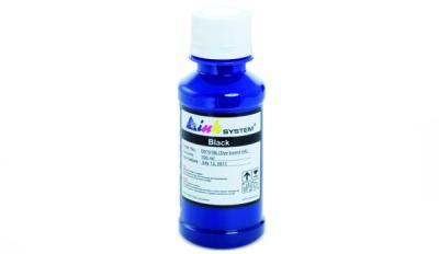 Pigment ink Black 100 ml.