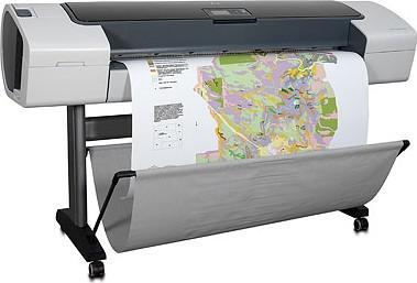 HP DesignJet T1100 44