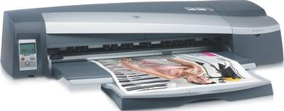 HP DesignJet 130 with CISS