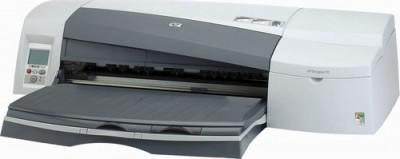 HP DesignJet 70 with CISS