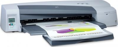 HP DesignJet 110 with CISS