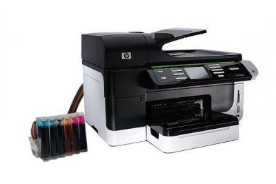 HP Officejet Pro K8500 InkJet Printer with CISS