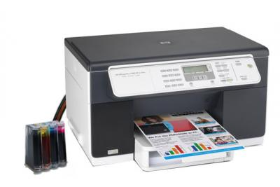 HP OfficeJet L7480 All-in-one InkJet Printer with CISS