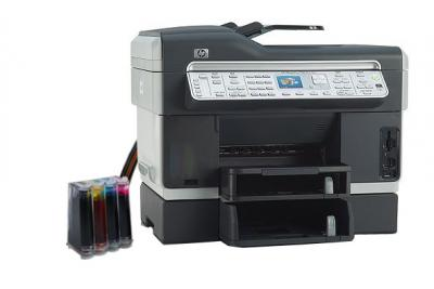 HP OfficeJet L7780 All-in-one InkJet Printer with CISS