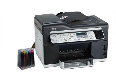 HP OfficeJet L7500 All-in-one InkJet Printer with CISS