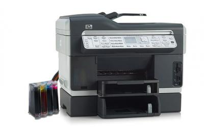 HP OfficeJet L7700 All-in-one InkJet Printer with CISS