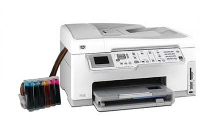 HP Photosmart C7283 All-in-one InkJet Printer with CISS
