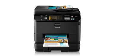 Epson WorkForce Pro WP-4540 All-in-one InkJet Printer with CISS
