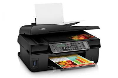 Epson WorkForce 435 All-in-one InkJet Printer with CISS