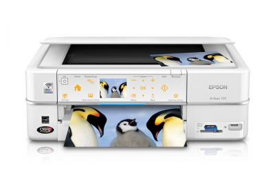 Epson Artisan 725 Arctic Edition All-in-one InkJet Printer with CISS