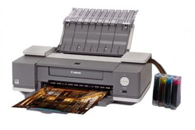 Canon PIXMA IX4000 InkJet Printer at best price with CISS