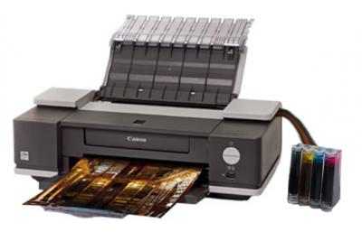 Canon PIXMA IX5000 InkJet Printer at best price with CISS