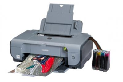Canon PIXMA ip3300 InkJet Printer at best price with CISS
