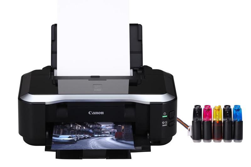 Canon Pixma Ip3600 Inkjet Printer At Best Price With Ciss