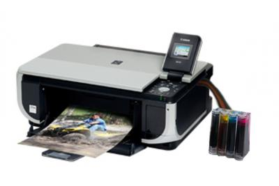 All-in-one Canon PIXMA MP510 with CISS