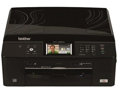 Brother MFC-J835DW All-in-one with CISS
