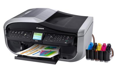 All-in-one Canon PIXMA MX850 with CISS