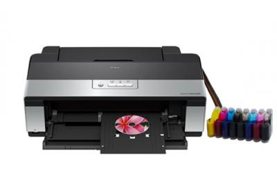 Epson Stylus Photo R2880 Inkjet Printer with CISS