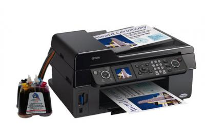 Epson Stylus CX9300F All-in-one InkJet Printer with CISS