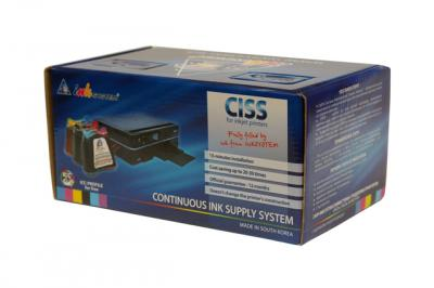 Continuous ink supply system (CISS) HP Officejet J5780 (cartridges 75,99/351,348/141,138)