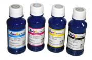Set of dye-based ink INKSYSTEM 100 ml (4 colors)