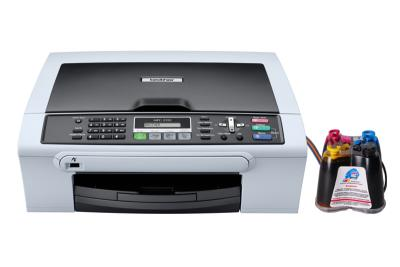 Brother MFC-235C All-in-one with CISS