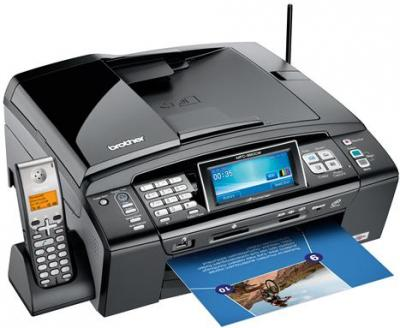 Brother MFC-990CW All-in-one with CISS