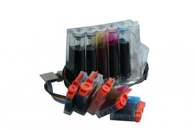 Continuous Ink Supply System (CISS) for CANON iP4000/iP5000/i865/i860/MP750/MP760/MP780