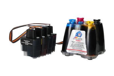 Continuous ink supply system (CISS) for Brother FAX-1835C/1840C/1940/1940CN/2440C (950/41,47/900/09)