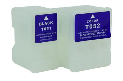 Refillable cartridges for Epson 1160