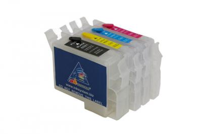 Refillable cartridges for Epson C48