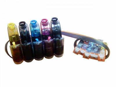 Continuous Ink Supply System (CISS) for Canon iX6550