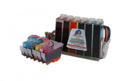 Continuous Ink Supply System (CISS) for Canon MG6140/MG6240/MG8140/MG8240
