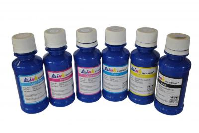 Set of dye-based ink INKSYSTEM 100 ml for Canon iX7000 (6 colors)