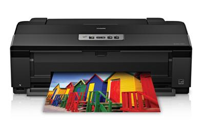 Epson Artisan 1430 Inkjet Printer with CISS