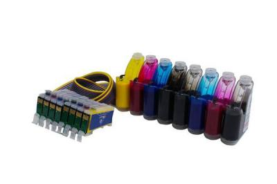 Continuous Ink Supply System (CISS) for Epson Stylus Photo R800