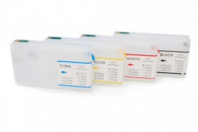 Refillable Cartridges for Epson Workforce WP-4025DW