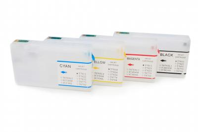 Refillable Cartridges for Epson Workforce WP-4545DTWF