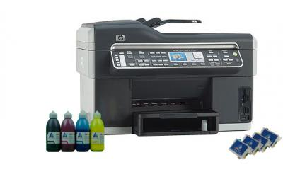 All-in-one HP OfficeJet L7600 with refillable cartridges