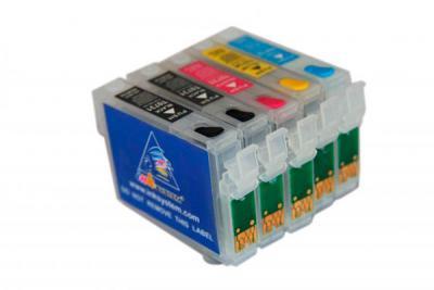 Refillable Cartridges for Epson Stylus Office TX510FN