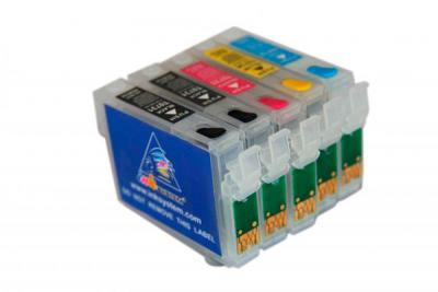 Refillable Cartridges for Epson WorkForce 30