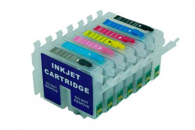 Refillable Cartridges for Epson Stylus Photo R2200