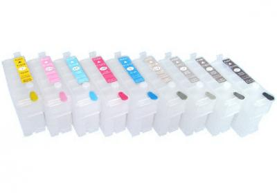 Refillable Cartridges for Epson Stylus Photo R3000