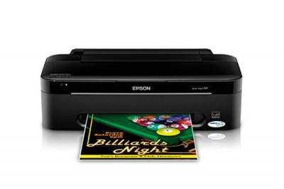 Epson Stylus N11 Inkjet Printer with CISS